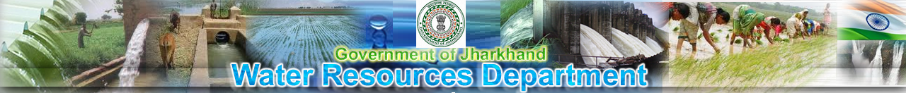 An Official website of Water Resources Dpt. Jharkhand