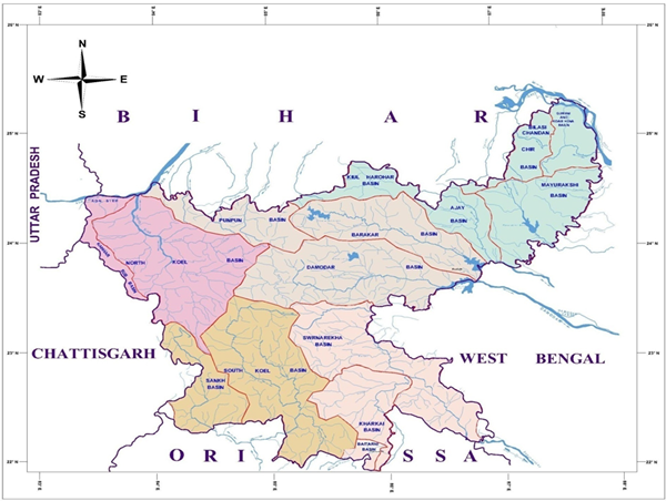 HomeJharkhand Water Resources